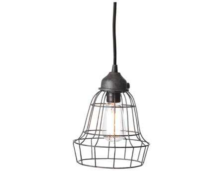 Dimond Home Wire Barrel Mini-Pendant
