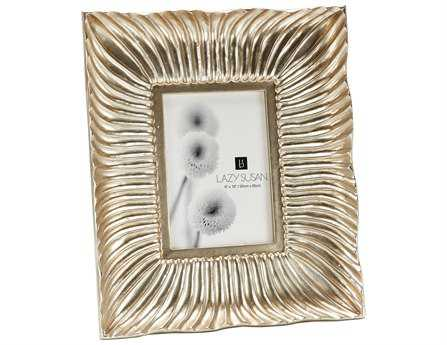 Dimond Home 8 x 10 Silver Shell Wave Wall Frame