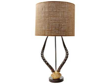 Dimond Home Natural Faux Horn Table Lamp