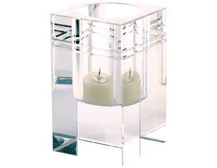 Dimond Home Small Square Crystal Collar Votive