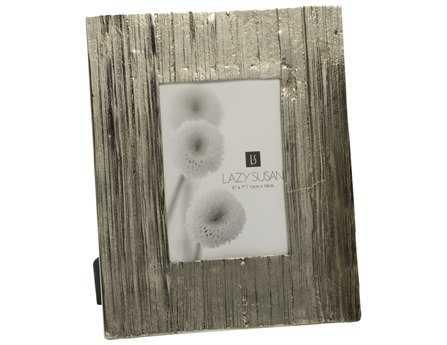 Dimond Home 5 x 7 Aluminum Bark Frame