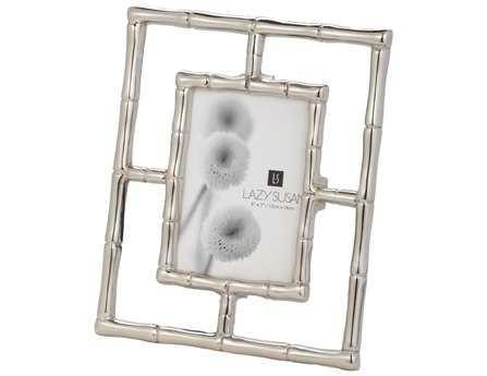 Dimond Home 5 x 7 Silver Bamboo Frame