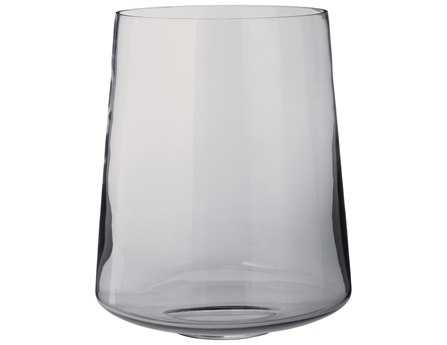 Dimond Home Large Smoky Well Vase