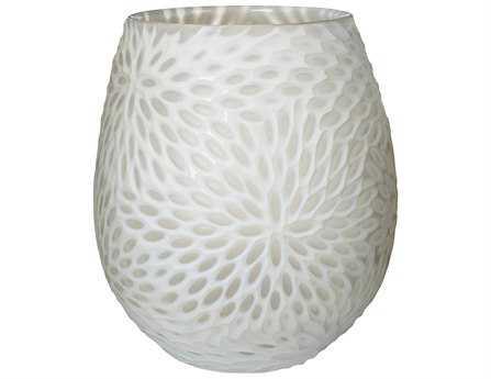 Dimond Home Milk Bouquet Cut Vase