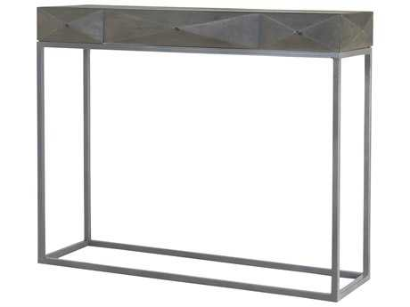 Dimond Home Elizabeth Waterfront Grey Stain & Garden Gate 50''W x 15''D Rectangular Console Table