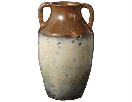 Dimond Home Ochre Olive Jar