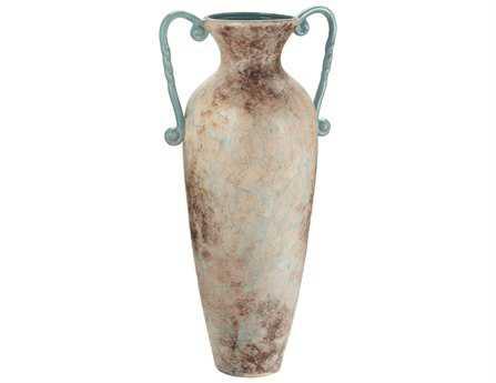Dimond Home Nutmeg Flower Urn