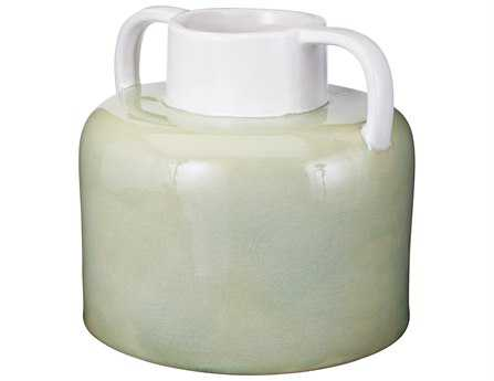 Dimond Home Large Spring Crackle Jug