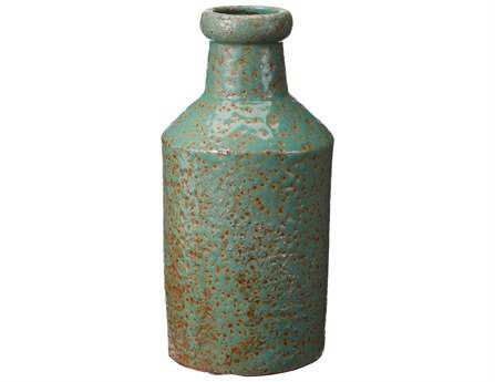 Dimond Home Rustic Jungle Milk Bottle