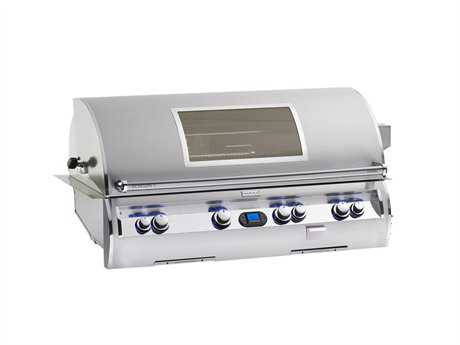 Fire Magic Echelon Diamond Stainless Steel Gas 1000 sq. in. and Up Patio Built-in Grill PatioLiving