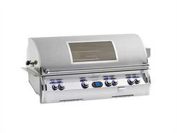 Echelon Diamond Stainless Steel Gas 1000 sq. in. and Up Patio Built-in Grill