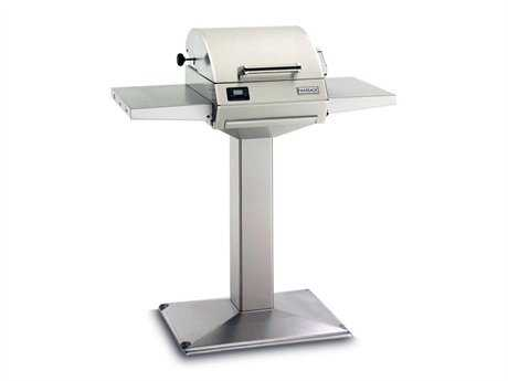 Fire Magic Electric Stainless Steel 16''  Patio Post Mount BBQ Grill