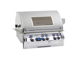Echelon Diamond Stainless Steel 30'' Built-in Digital Magic View Patio BBQ Grill