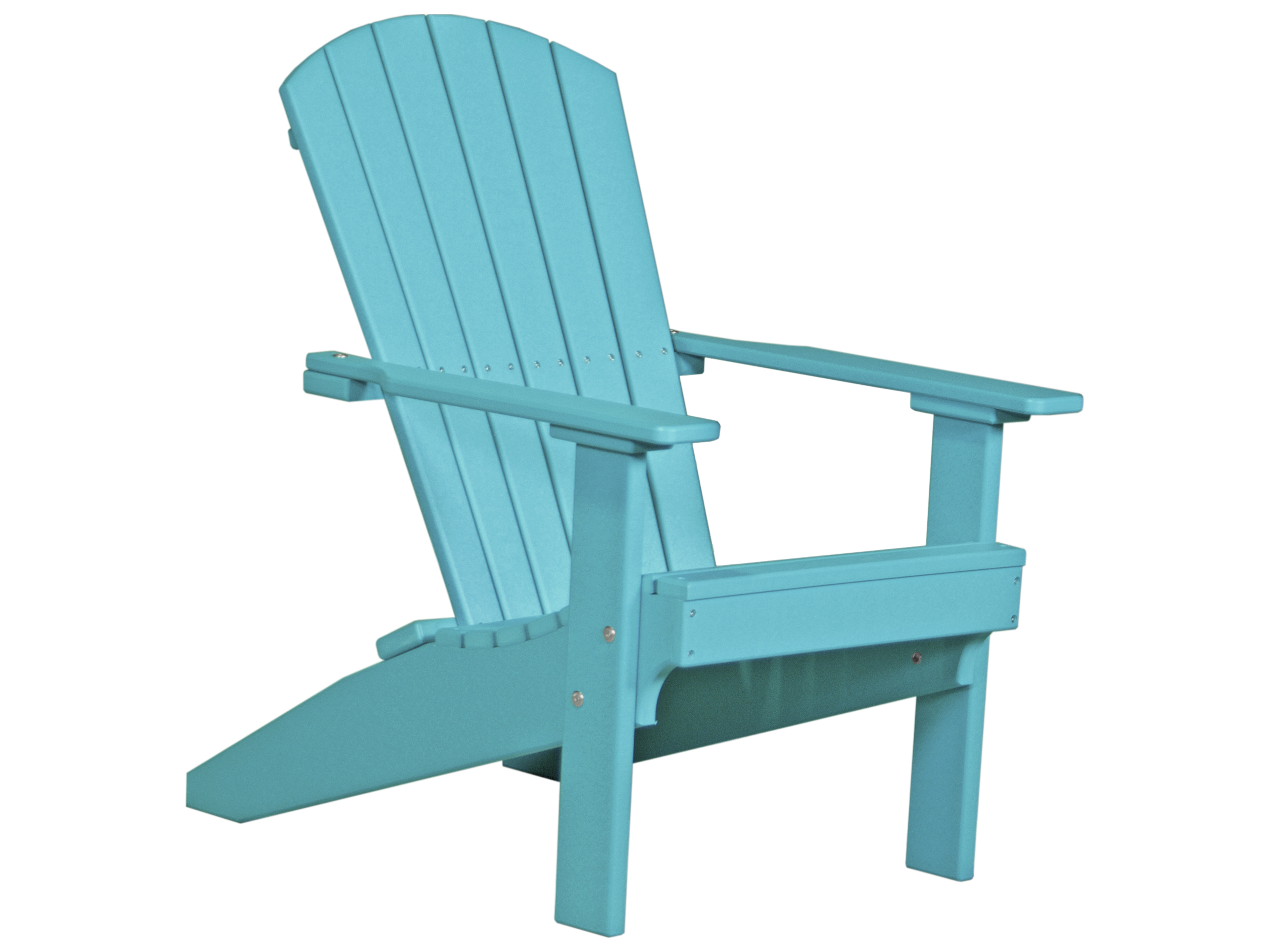 Luxcraft recycled plastic lounge set luxlaclngset1 - Chaise adirondack plastique recycle costco ...