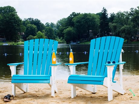 LuxCraft Adirondack Chair Lounge Set
