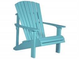Recycled Plastic Deluxe Adirondack Chair