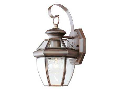Livex Lighting Monterey Imperial Bronze Outdoor Wall Light