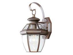 Livex Lighting Monterey Imperial Bronze Outdoor Wall Light