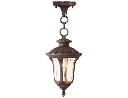 Livex Lighting Oxford Imperial Bronze Outdoor Hanging