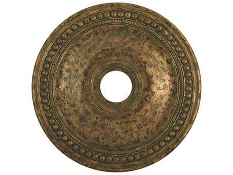 Livex Lighting Wingate Venetian Golden Bronze Ceiling Medallion