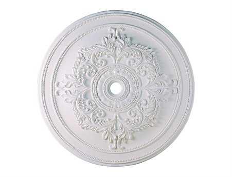 Livex Lighting White Ceiling Medallion
