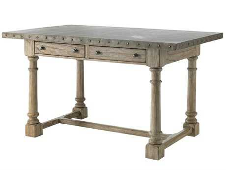 Lexington Twilight Bay 66 x 41 Shelter Island Bistro Table