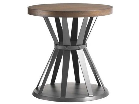 Lexington 11 South 24.5 Round Profile Lamp Table