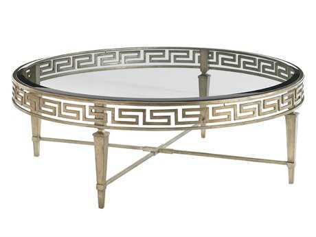 Lexington Tower Place 50.25 Round Deerfield Cocktail Table