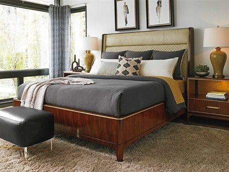 Lexington Take Five Bedroom Set