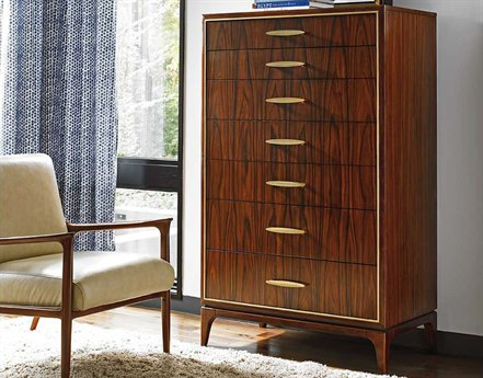 Lexington Take Five Arlington Rosewood 37''L x 20''W Rectangular Chest of Drawers