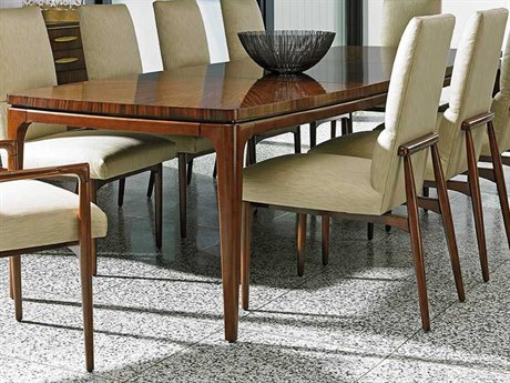 Lexington Take Five Rosewood 82''L x 42''W Rectangular Dining Table