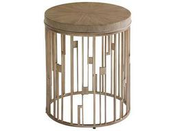 Lexington Shadow Play Studio 20 Round Accent Table