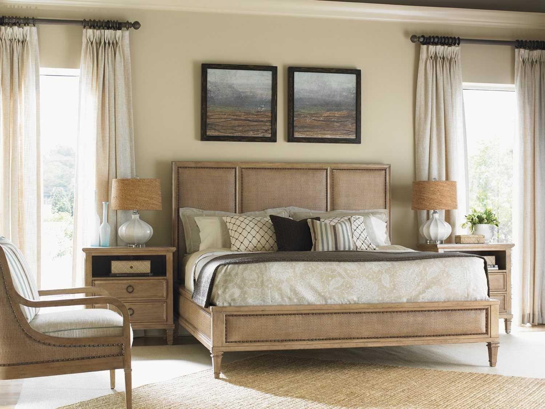 Lexington Monterey Sands Queen Platform Bed | LX010830133C
