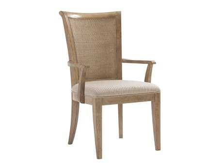 Lexington Monterey Sands Quick Ship Los Altos Dining Arm Chair