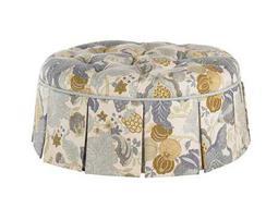 Lexington Upholstery Lauren Ottoman