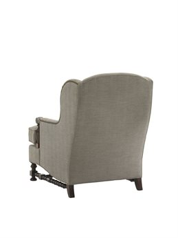 Lexington Fieldale Lodge Bradbury Wing Club Chair