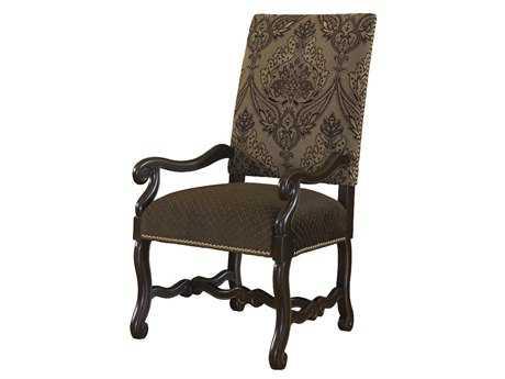 Lexington Upholstery Camden Dining Arm Chair