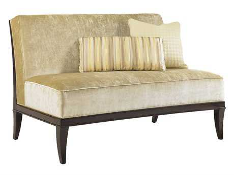 Lexington St. Tropez Montaigne Armless Settee