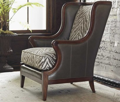 Lexington Coventry Hills Tight Back Baylor Accent Chair
