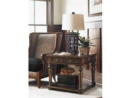 Lexington Coventry Hills Chair & Lamp Table Set