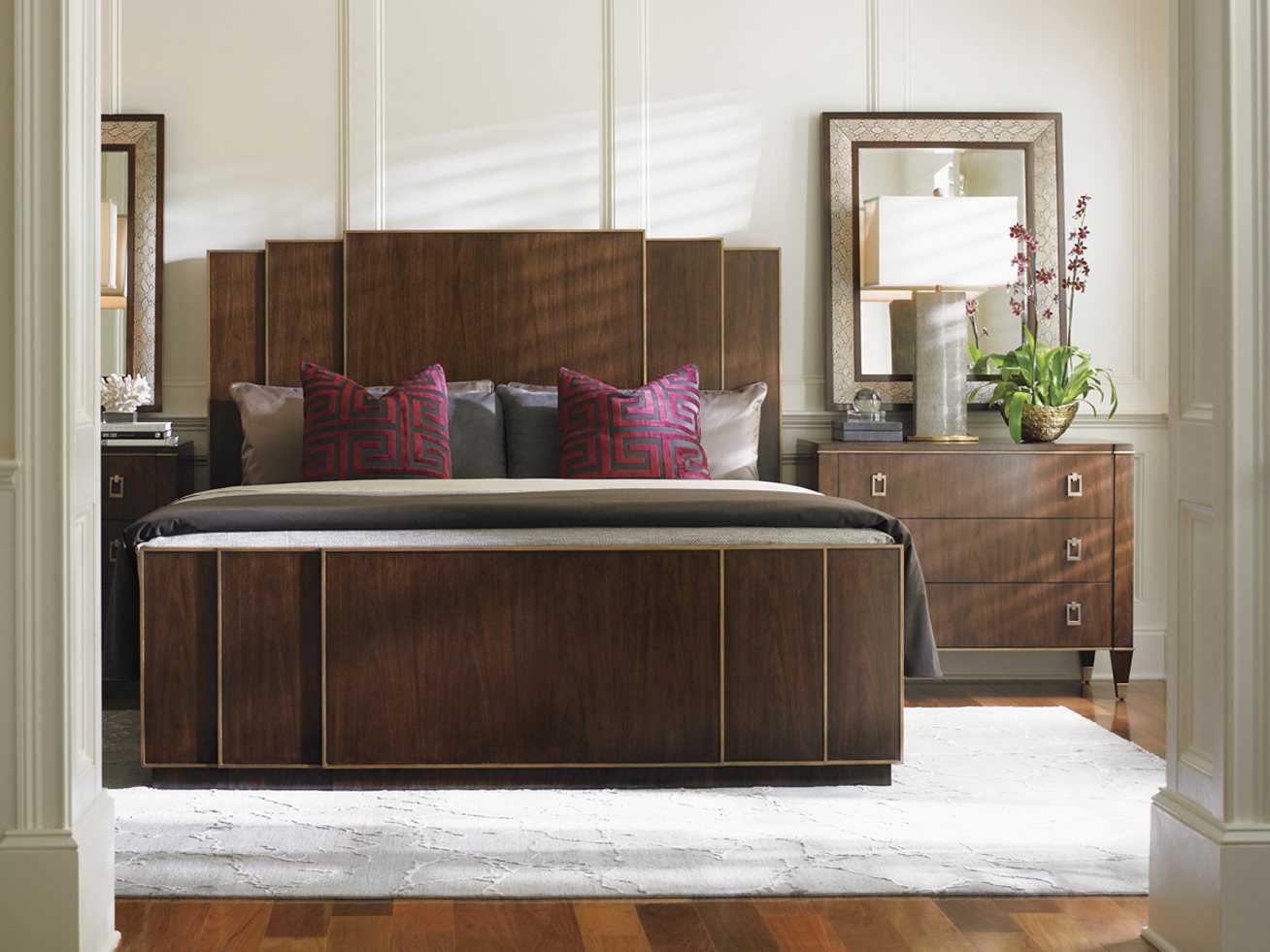 Lexington Tower Place Bedroom Set Lx706134crsset