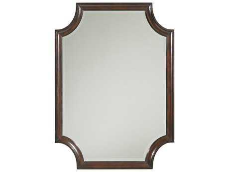 Lexington Kensington Place Oxford Brown 48 Rectangular Catalina Mirror