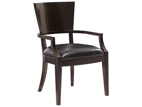 Lexington Kensington Place Oxford Brown Carson Dining Arm Chair