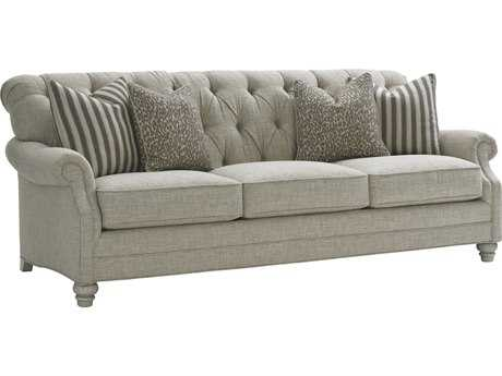 Lexington Oyster Bay Greenport Tufted Back Sofa