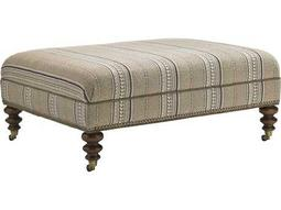 Lexington Coventry Hills Cooper Tight Top Cocktail Ottoman