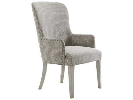 Lexington Oyster Bay Baxter Upholstered Dining Arm Chair