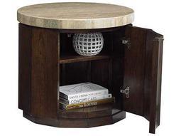 Lexington Laurel Canyon Glendora 27'' Round Drum Table