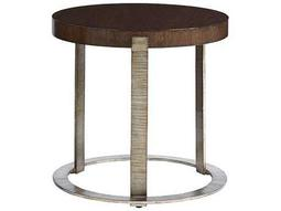 Lexington Laurel Canyon Wetherly 24'' x 23'' Round Accent Table