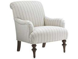 Lexington Coventry Hills Tight Back Jay Nutmeg Accent Chair