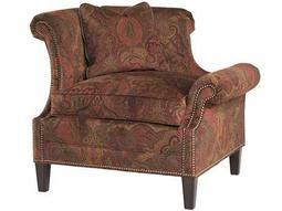 Lexington Upholstery Braddock Left Arm Facing Accent Chair